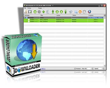 Download JDownloader 0.9.579 Não faz muito tempo que o jDownloader atualizou sua interface para melhorar a navegabilidade e acesso aos componentes principais do programa.