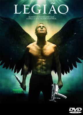 Download Legião DVDRip Dublado No suspense de ação sobrenatural Legião dvdrip dublado,