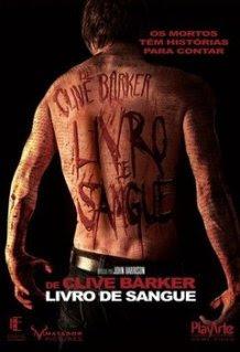Livro de Sangue Tamanho : 948 mb Formato : AVI Qualidade : Audio 10 Video 10 Idioma : Portugues/Inglês Hospedagem : Megaupload