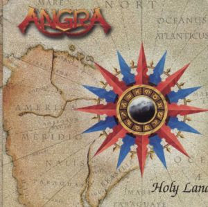 Angra:Holy Land (1996) 01. Crossing 02. Nothing to Say 03. Silence and Distance 04. Carolina IV 05. Holy Land 06. The Shaman 07. Make Believe 08. Z.I.T.O. 09. Deep Blue 10. Lullaby for Lucifer 11. Queen of the Night [Bonus]