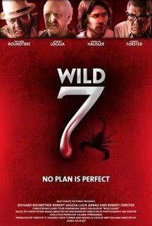 Os Sete Selvagens Após cumprir 21 anos de cadeia, Wilson planeja vingança contra um antigo companheiro chamado Mackey, que o traiu no passado.