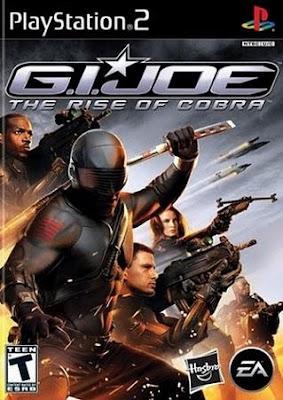 G.I. JOE: The Rise of Cobra Game: PS2 Região: NTSC Genero: Ação Tamanho: 1.13 GB