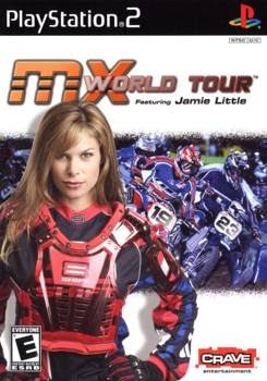 MX World Tour Featuring Jamie Little [PS2] Game: PS2 Região: NTSC Tamanho: 351MB