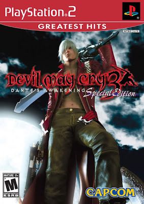 Detonado completo de Devil My Cry 3 (PS2)