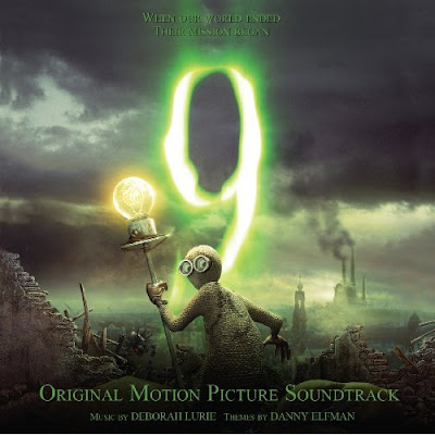 9 – OST (2009)  01. Introduction (01:42) 02. Finding Answers (01:48) 03. Sanctuary (02:12) 04. Winged Beast (04:28) 05. Reunion / Searching for Two (02:12) 06. The Machines (00:58)