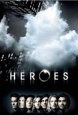 Heroes 1° Temp Completa [Dual Audio] DVD-R Heroes é uma série dramática norte-americana, criada por Tim Kring, que estreou na NBC no dia 25 de setembro de 2006.
