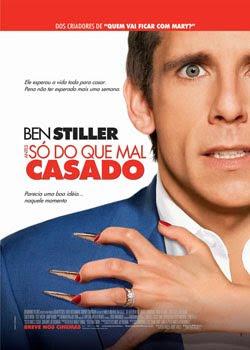 Antes Só do que Mal Casado Eddie Cantrow (Ben Stiller) é um solteirão convicto, que jamais teve coragem de ter um relacionamento sério e duradouro. Isto muda quando ele conhece Lila (Malin Akerman), uma mulher sexy e aparentamente fabulosa.