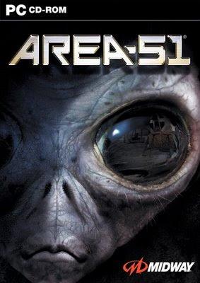 Area 51 Resolva o mistério de aliens antigos neste jogo de tiro em primeira pessoa.  O exército dos Estados Unidos recebeu um sinal de aflição na Área 51, um local militarizado mundialmente conhecido por boatos de existir vida alienígena.