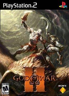God of War II Legendado em Português ps2 God of War 2 é a seqüência de um dos títulos de ação em terceira pessoa mais conceituados já lançados para Playstation 2. O game, assim como seu antecessor, apresenta uma fórmula predestinada ao sucesso, que mistura combates brutais com puzzles e elementos de plataforma.