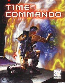 Commando Completo PT-BR Time Commando (ou Comandante do Tempo) é um jogo de aventura e estratégia em 3D cujo objetivo é atravessar as eras da civilização humana, para destruir um vírus no futuro que pode espalhar o mundo atual em inúmeras dimensões.