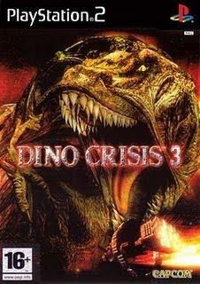 Baixar Dino Crisis 3 / PS2
