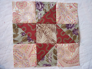February Quilt Pattern Block of the Month free quilt pattern