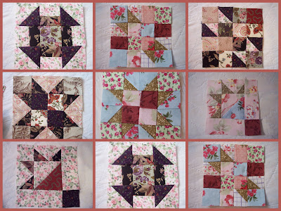 Quilt Block of the Month free quilt pattern