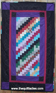 Amish Colors Quilted Table Runner