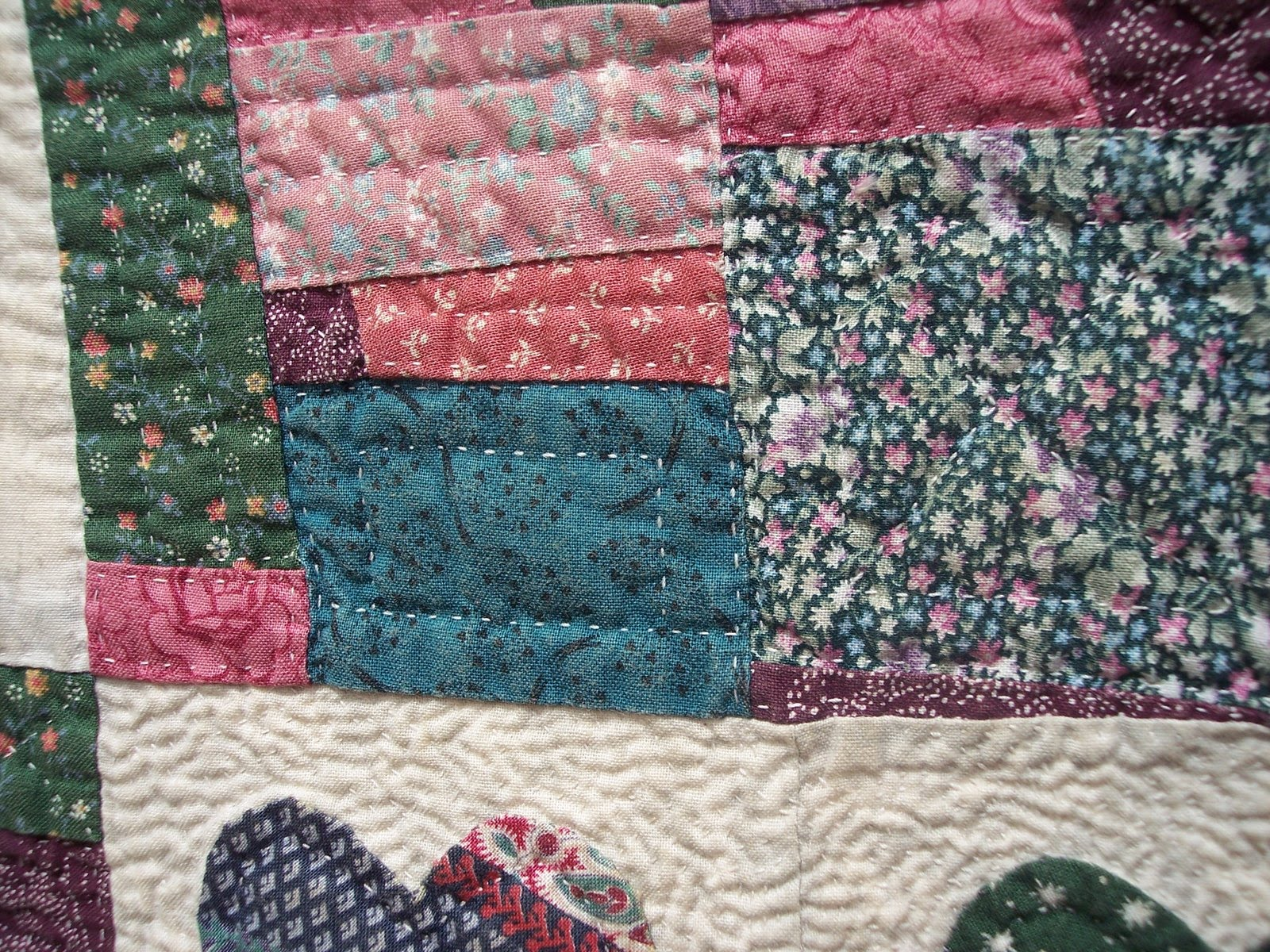 The quilt ladies book collection: may 2010