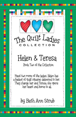 The Quilt Ladies Book Two Helen and Teresa read their story
