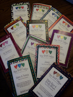 the quilt ladies book collection complete set in print