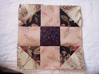 Quilt Block of the Month Starting
