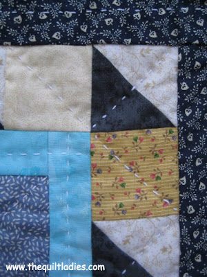 Big Boy Quilt In Blue
