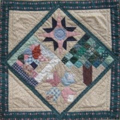 Full of YOURSELF Quilt, what not to do in Quilting