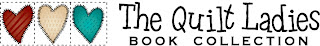 The Quilt Ladies Quilt Pattern Store Logo