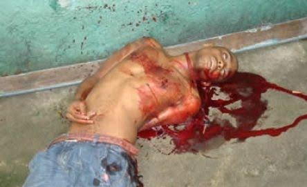 Álbum de Fotos do Diário: Traficantes mortos no RJ - As fotos que os