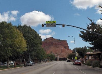 K-Hill Kanab Utah