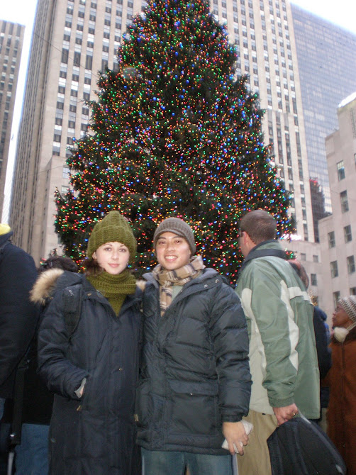 Xmas Tree - Rockerfeller Center NYC