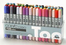Blog Candy 72 Copic Pens