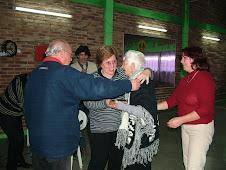 La vieja en el Comité