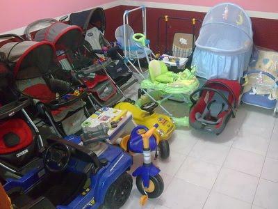 01 rental perlengkapan bayi baby's house jember,Pakaian Bayi Bekas