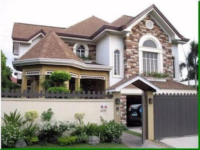 Beautiful house model philippines
