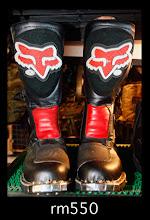 motorcross boot