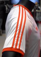 River Plate 2010 camiseta en el museo