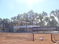 Guillermo Coria Tenis predio