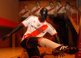Tramontina sponsor de River Plate