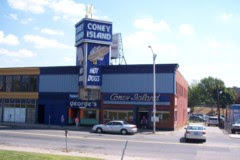 photo of George's Coney Island, Worcester, MA