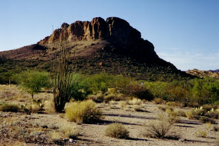 photo of Superstition Mountain, AZ