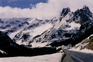 photo of North Cascades National Park, WA