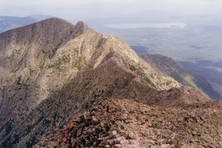 photo of Mt. Katahdin, ME