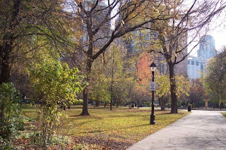 photo of Washington Square Park, Chicago, IL