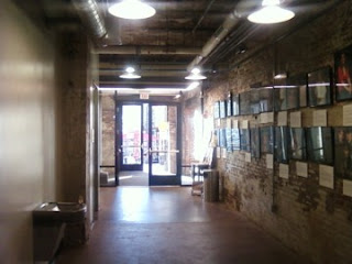 photo of hallway in Brewery Complex, Jamaica Plain
