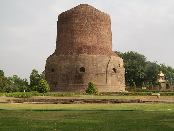 Dhamek Stupa at Sarnath