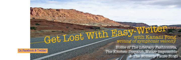 Get Lost With Easy-Writer