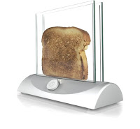 inventables - transparent toaster