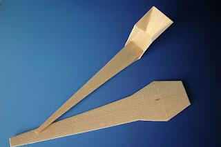 origami spoon