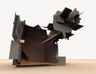 Alex Dragulescu's spam architecture