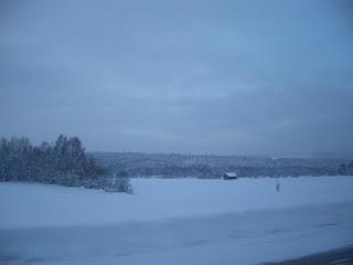 Typical Lappland landscape