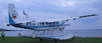Cessna 208 SE-KTH in full scale
