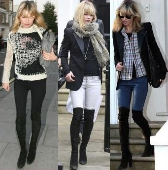 My Fashion Icon of the Moment - Kate Moss